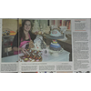 Delica-Tessa in the News Paper!!!
